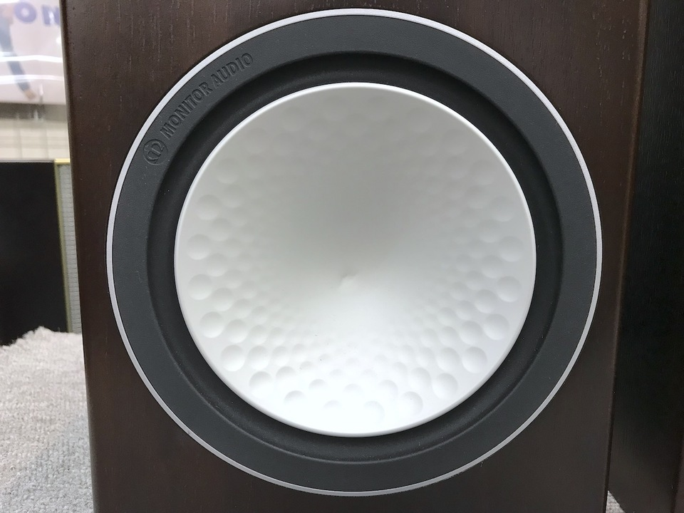 Silver 1 monitor audio 画像