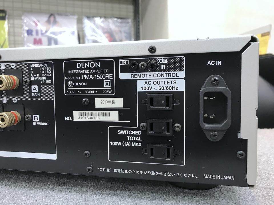 PMA-1500RE DENON 画像