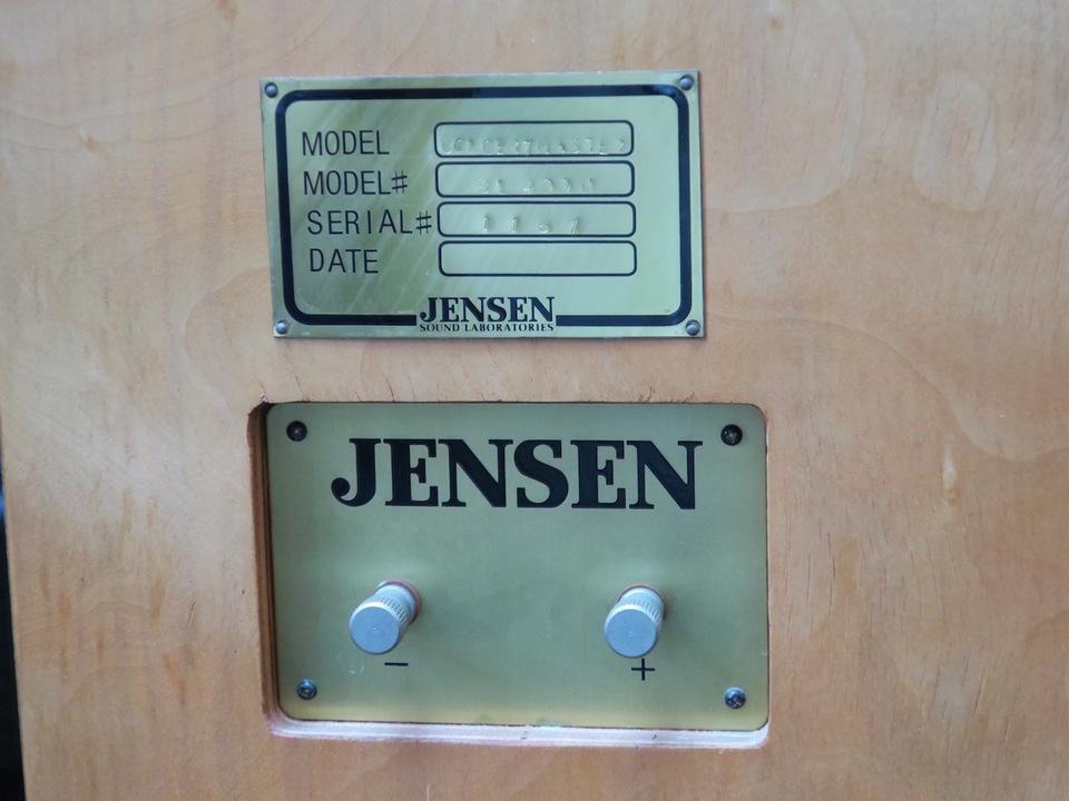 CONCERT MASTER JENSEN 画像