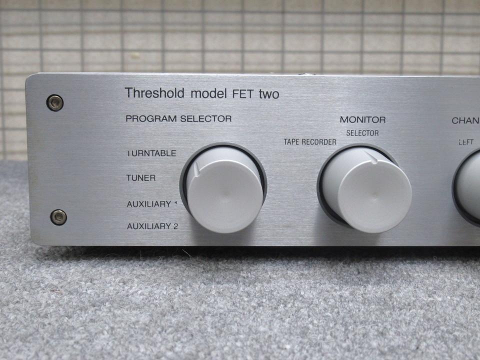 FET two Threshold 画像