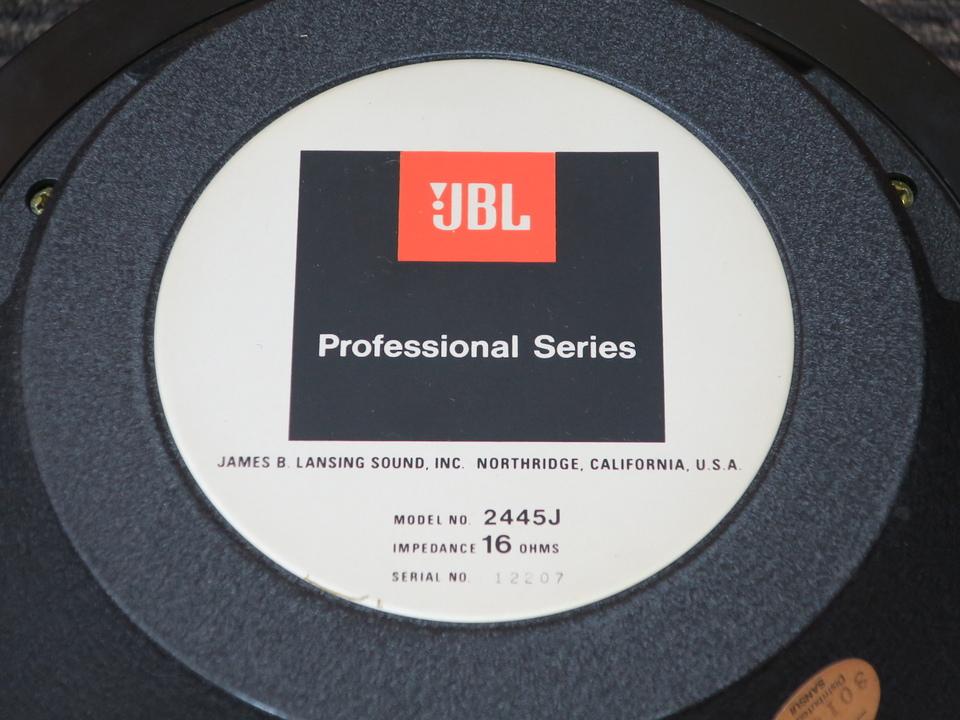 2445J JBL 画像