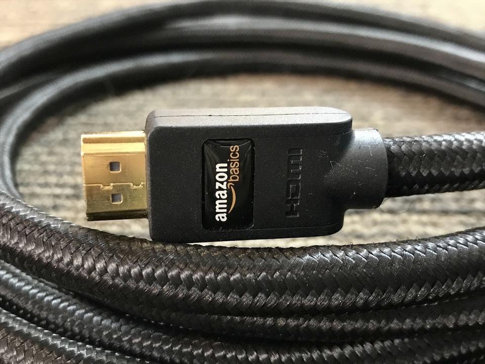 HDMIケーブル/3.0m Amazonベーシック 画像