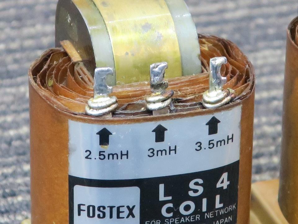 LS4 FOSTEX 画像