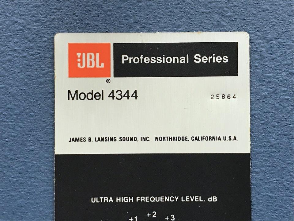 4344 JBL 画像
