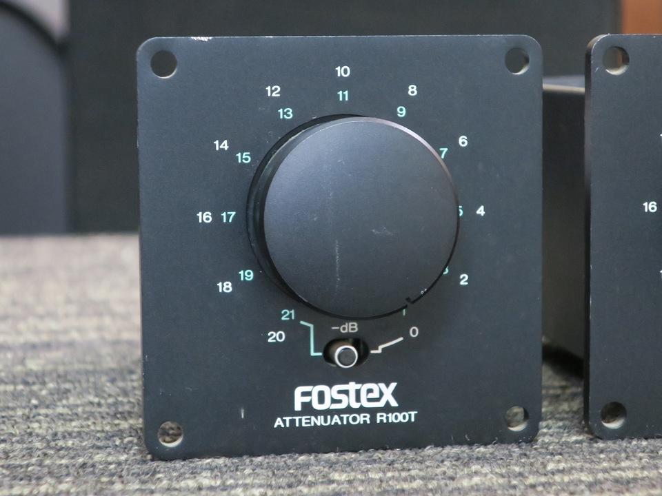 R100T FOSTEX 画像