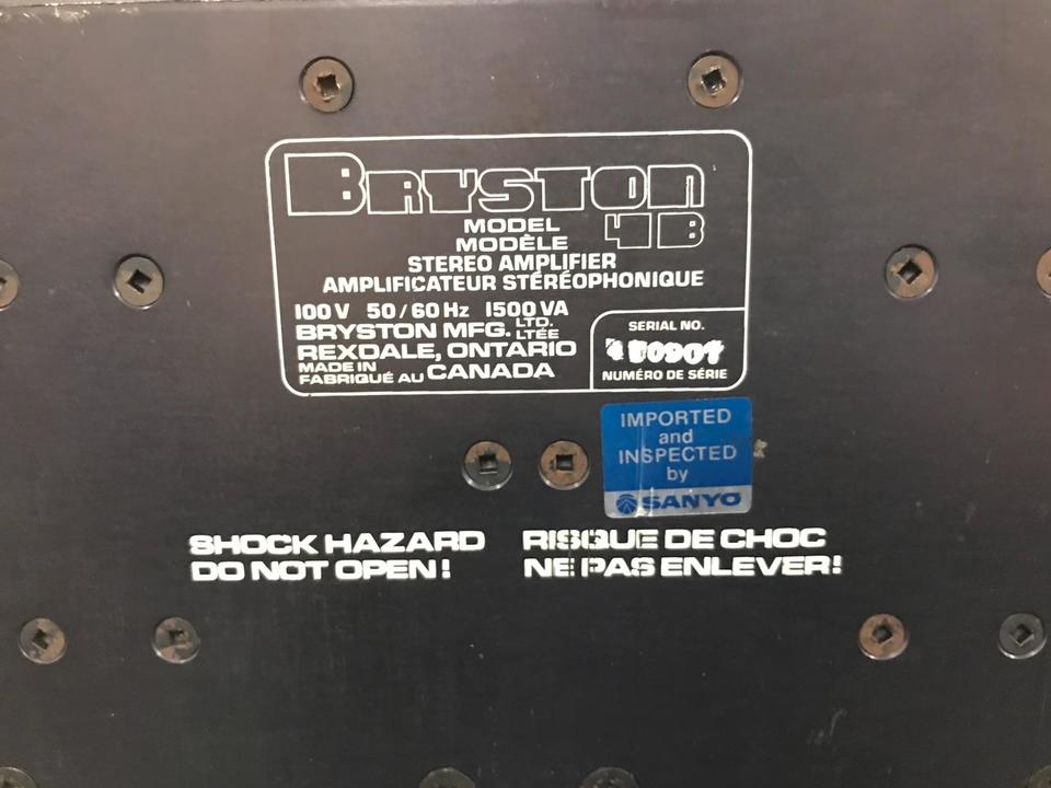 4B BRYSTON 画像