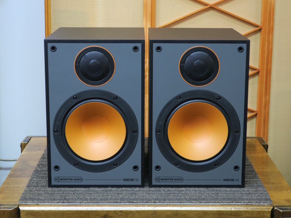 MONITOR 100 MONITOR AUDIO 画像