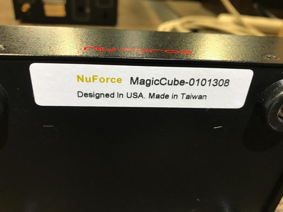 Magic Cube Nu Force 画像
