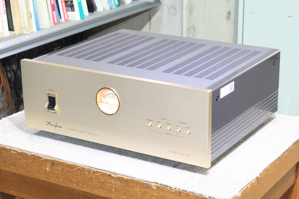 PS-510 Accuphase 画像