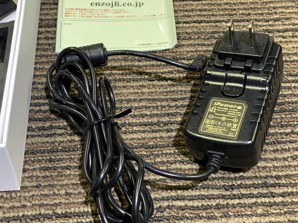 iPower 5V/2.5A ifi Audio 画像