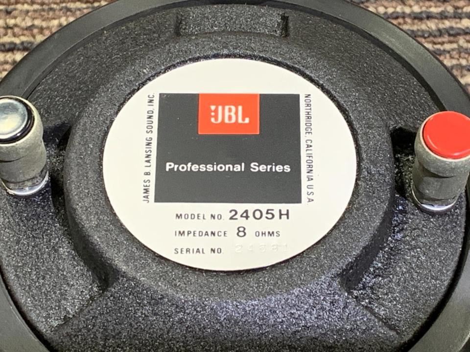 2405H JBL 画像