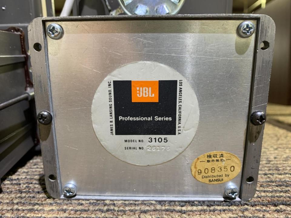3105 JBL 画像
