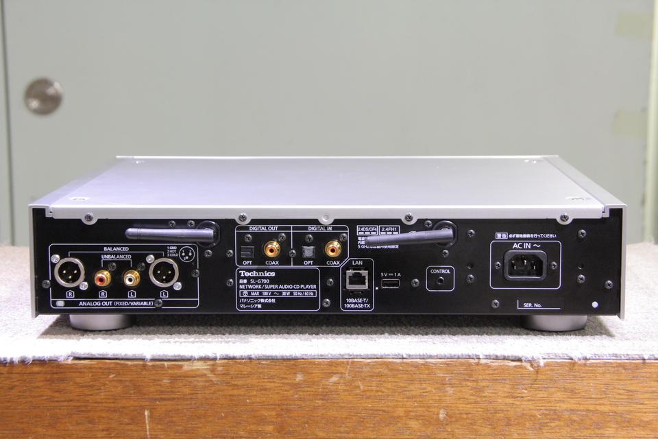 SL-G700 Technics 画像