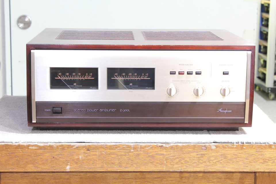 P-300L Accuphase 画像