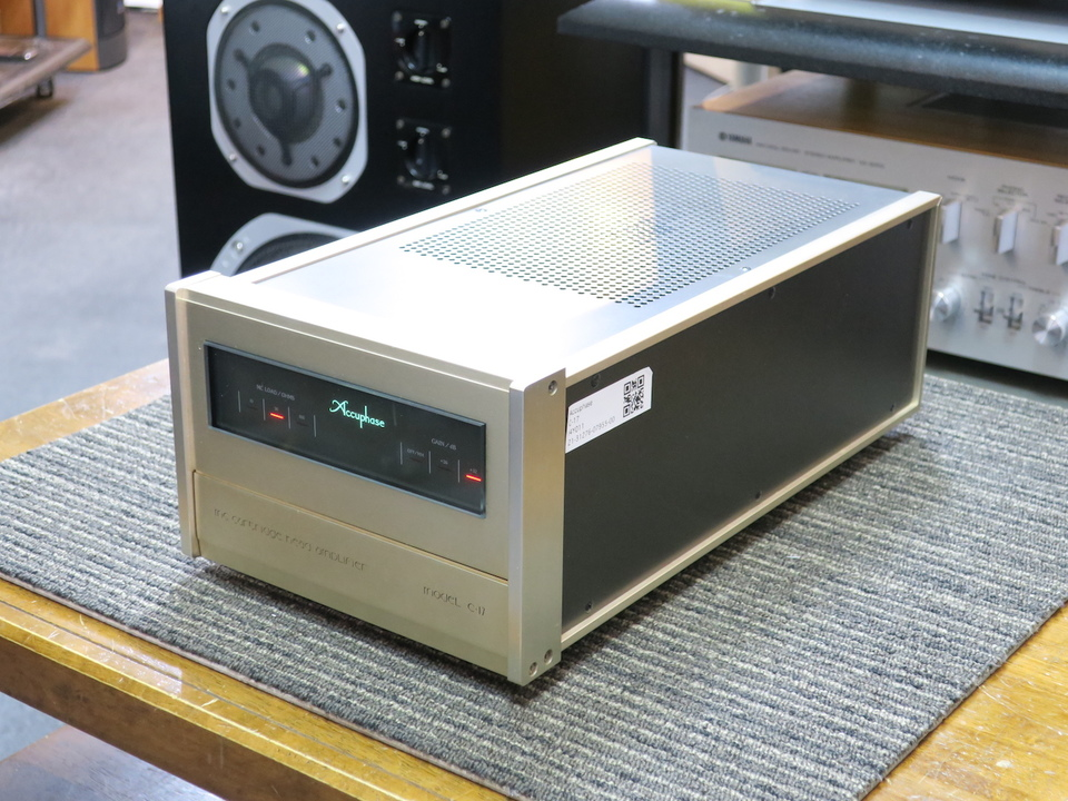 C-17 Accuphase 画像