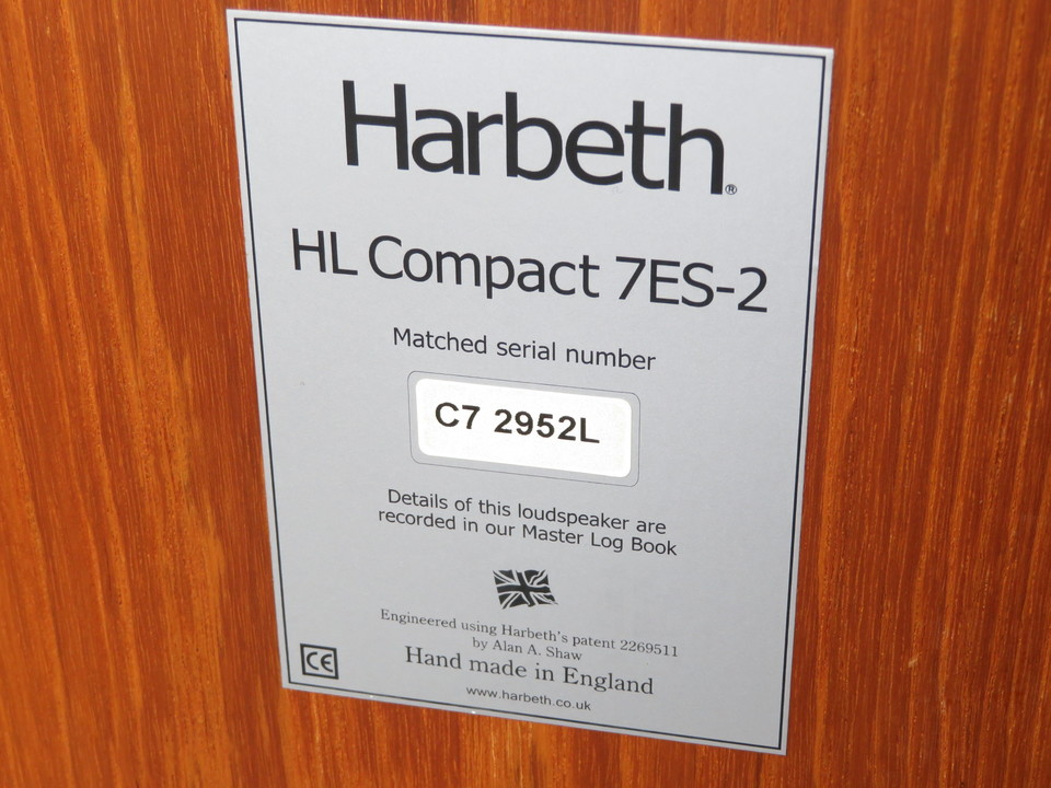 HL COMPACT 7ES-2 HARBETH 画像