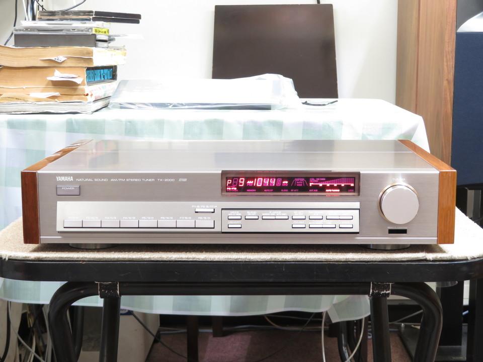 TX-2000 YAMAHA 画像