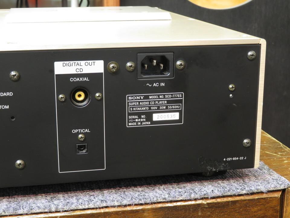 SCD-777ES SONY 画像