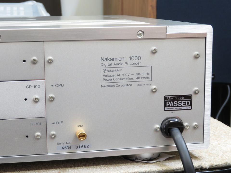 1000DAT Nakamichi 画像
