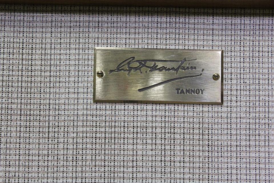 Autograph/K3808 TANNOY 画像
