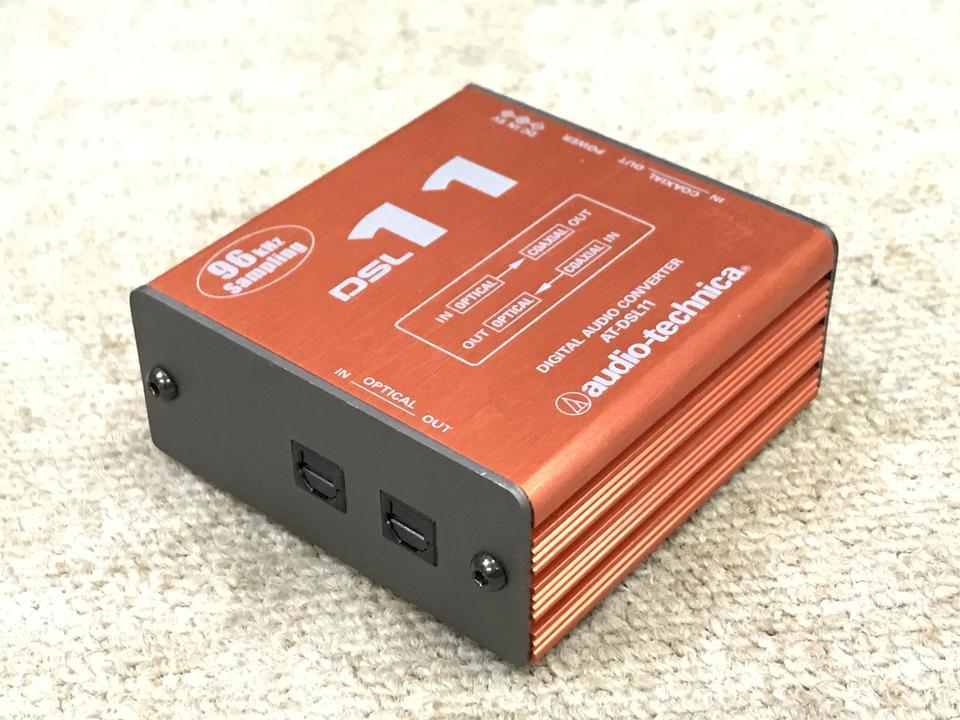 AT-DSL11 audio-technica 画像