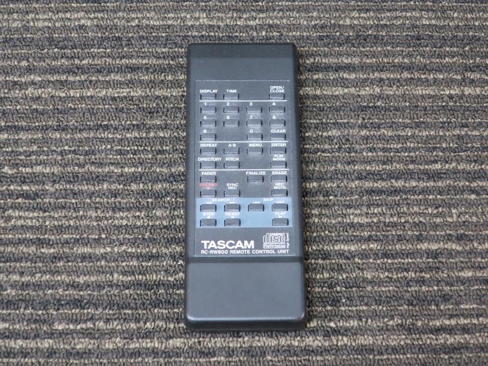 RC-RW900 TASCAM 画像
