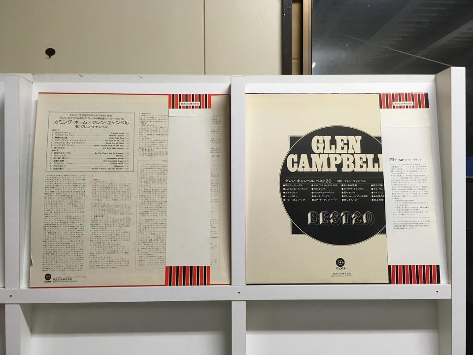 グレン・キャンベル5枚セット  画像