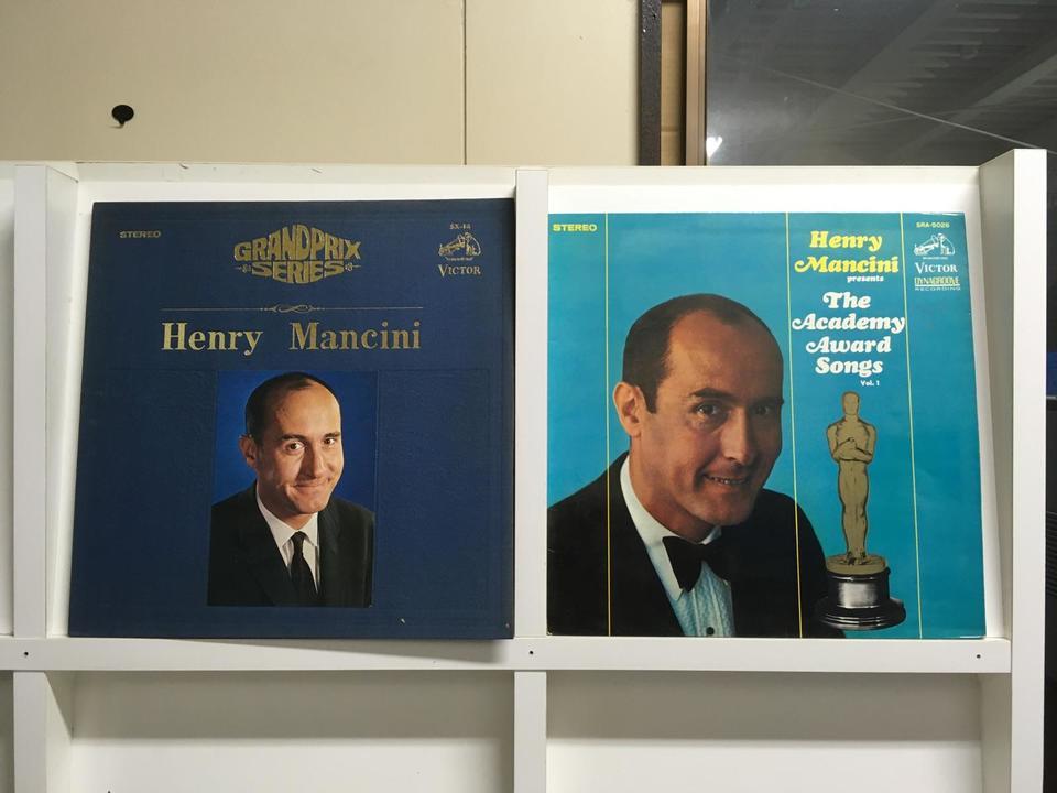 ヘンリー・マンシーニ5枚セット  画像