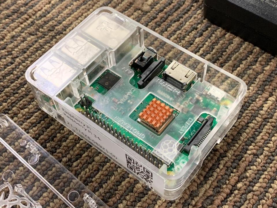 Raspberry Pi 3B+ Raspberry Pi 画像