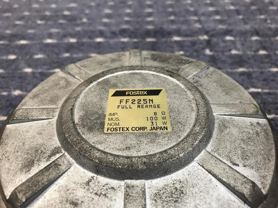 FF225N FOSTEX 画像