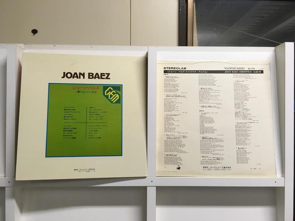 ジョーン・バエズ5枚セット  画像