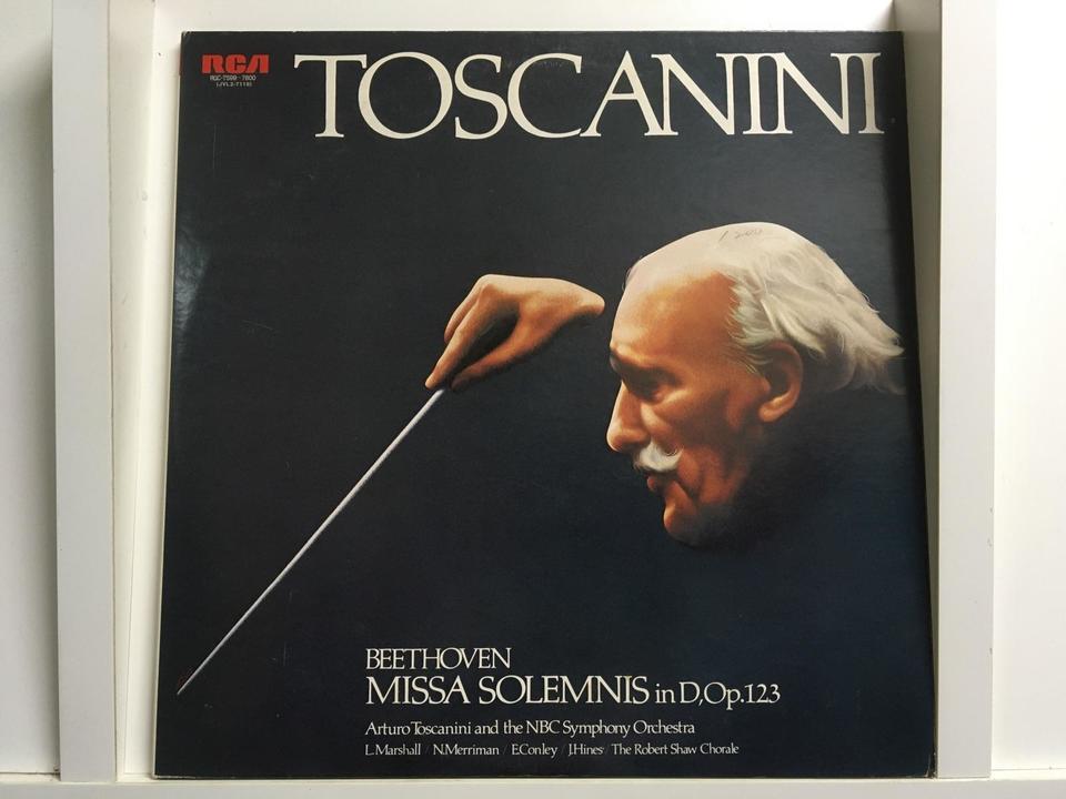 トスカニーニ名盤コレクション10枚セット  画像