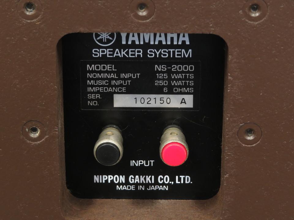NS-2000 YAMAHA 画像