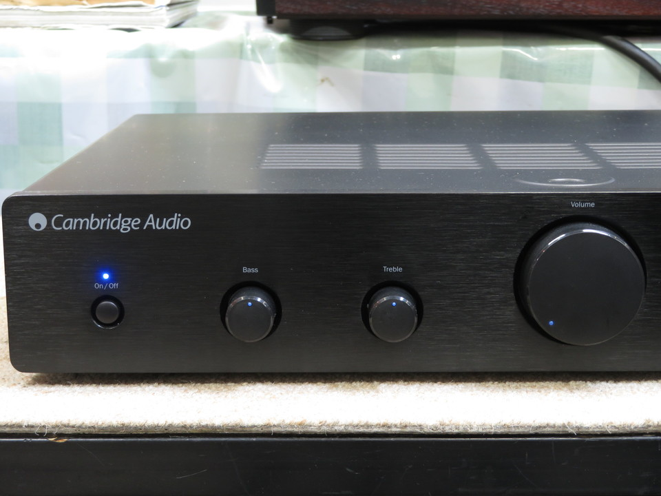 Topaz AM5 Cambridge Audio 画像