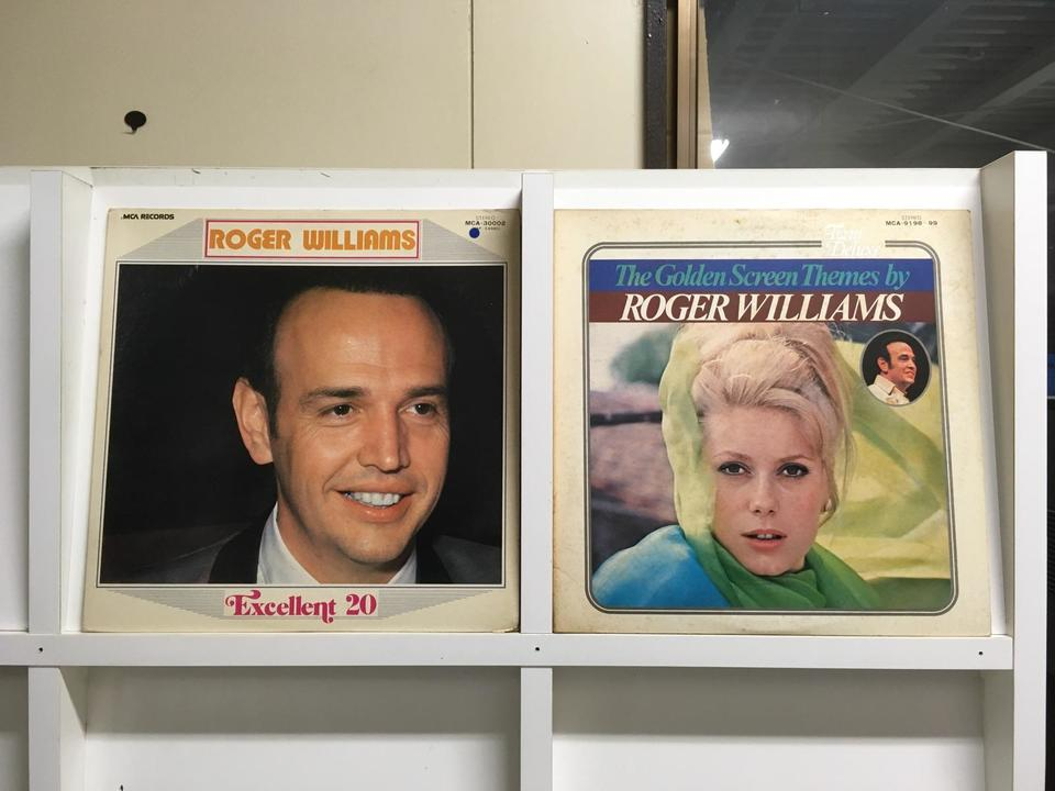 ロジャー・ウィリアムス5枚セット  画像