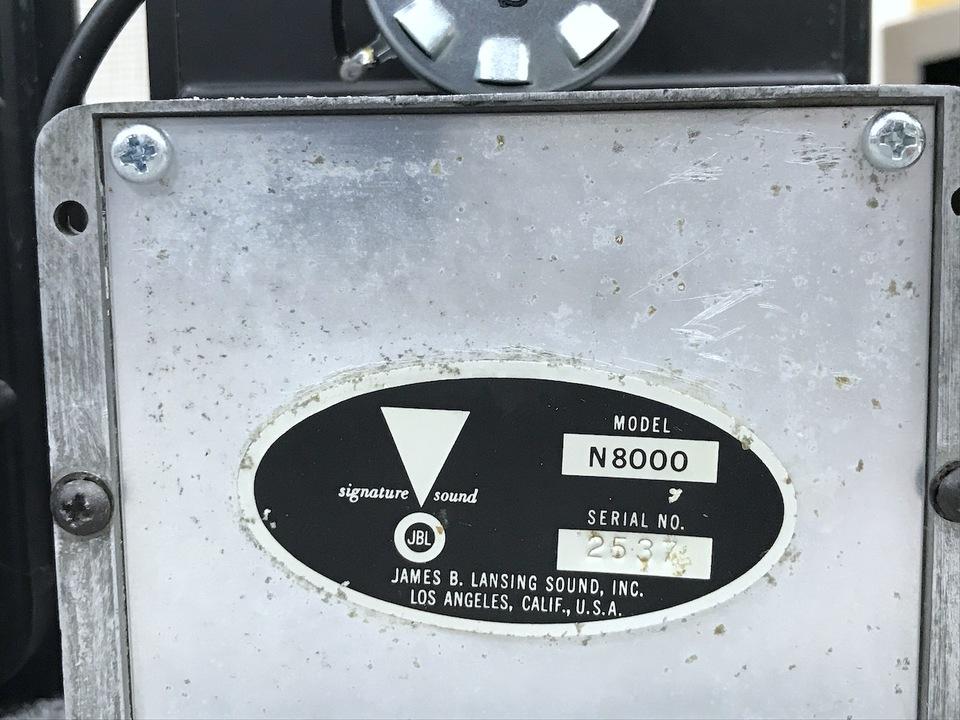 N8000 JBL 画像