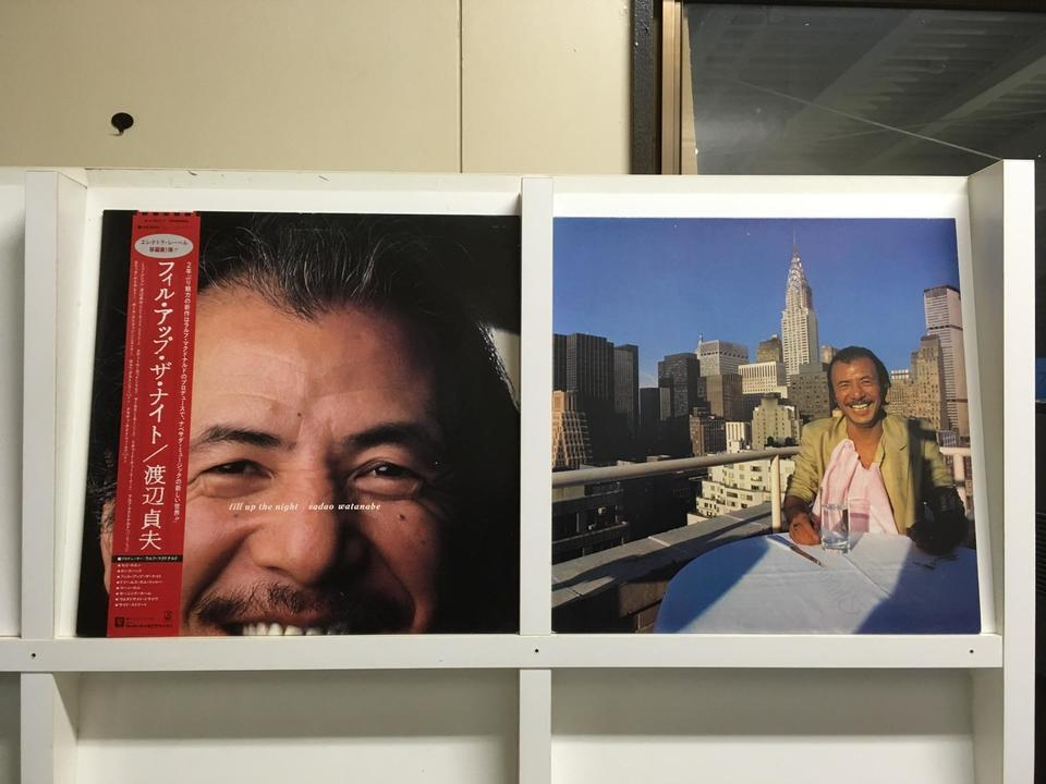 渡辺貞夫5枚セット 渡辺貞夫 画像