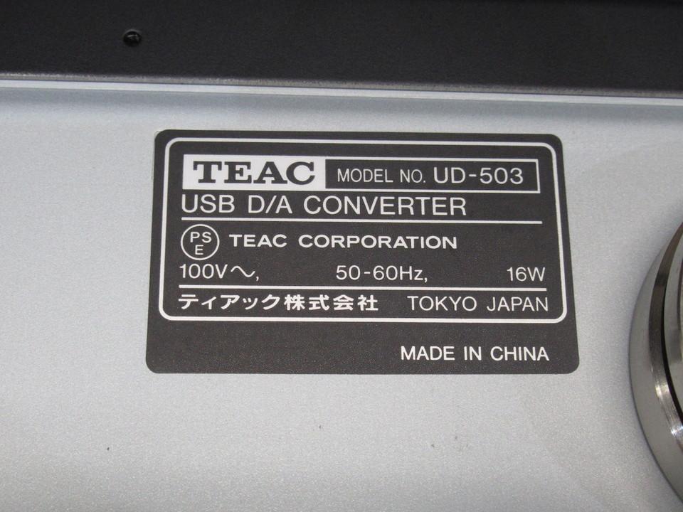 UD-503 TEAC 画像