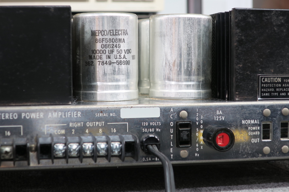 MC2125 McIntosh 画像