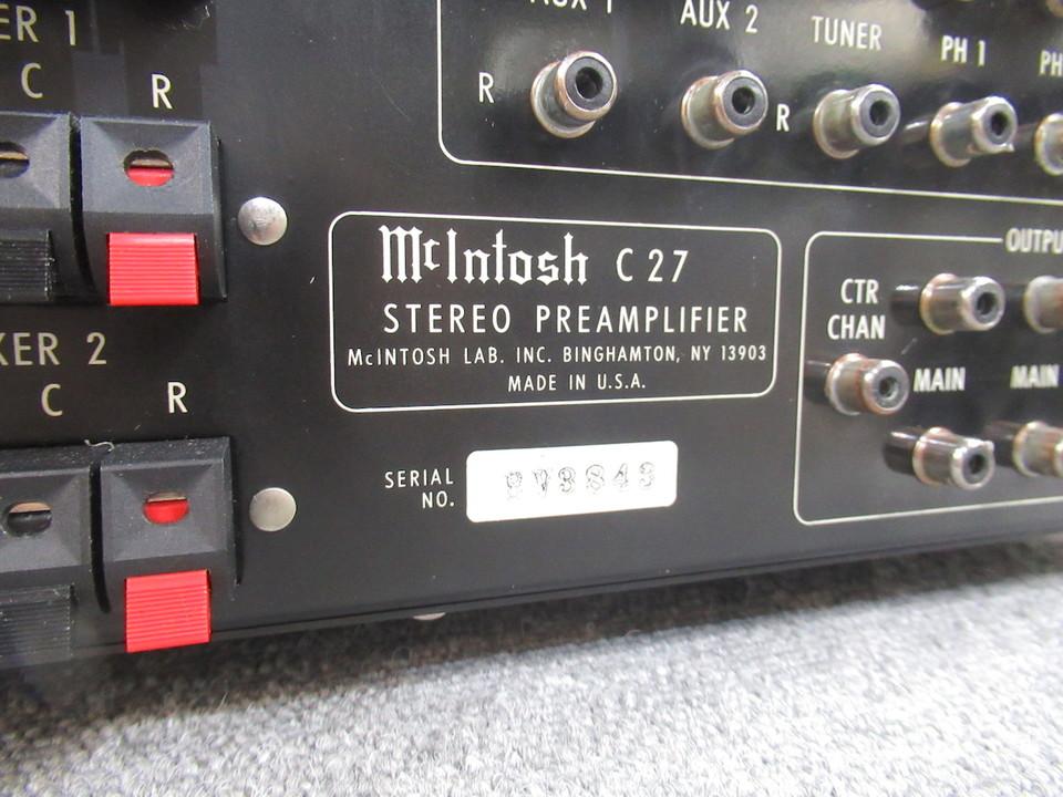C27 McIntosh 画像