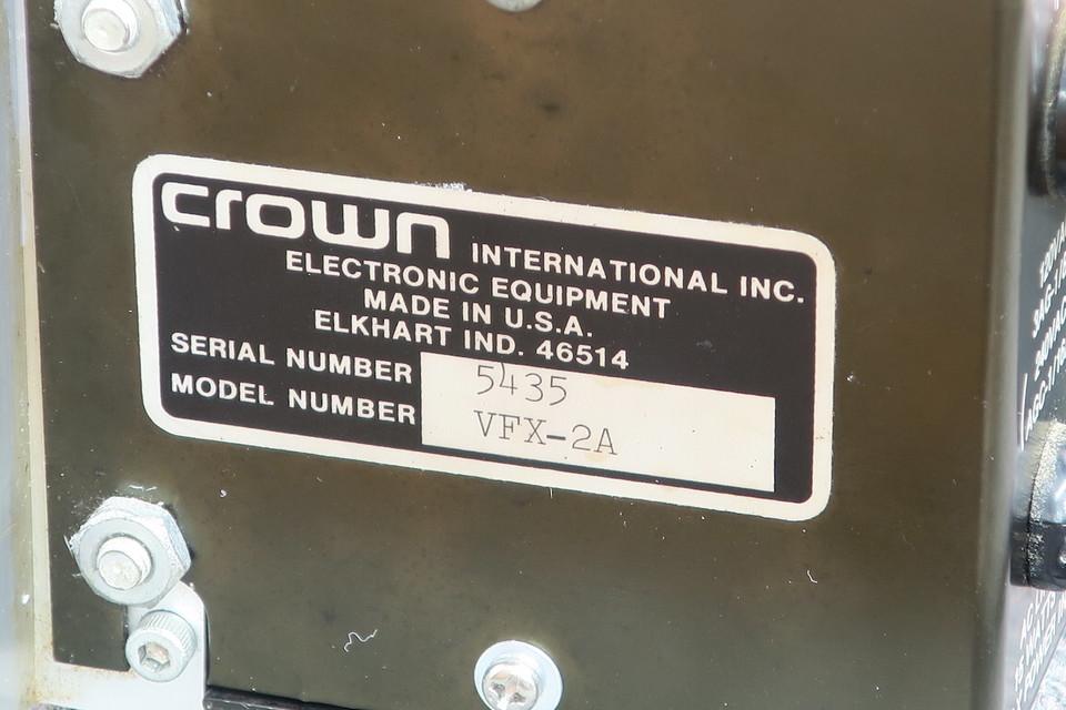 VFX-2A CROWN 画像