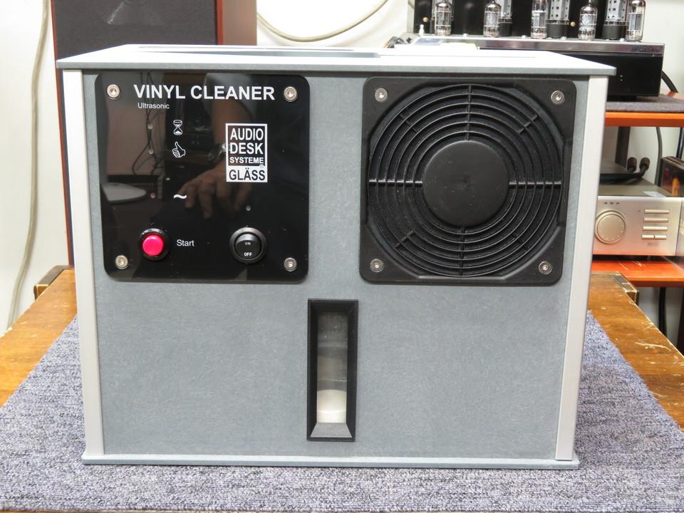 VINYL CLEANER GLASS AUDIO DESK SYSTEM 画像