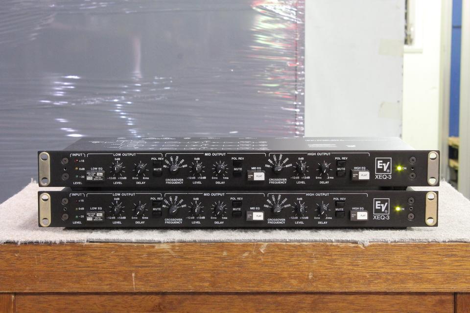 XEQ-3 ELECTRO VOICE 画像