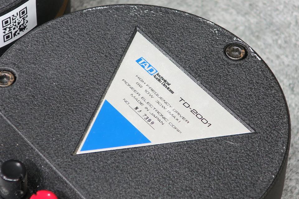 TD-2001 TAD 画像