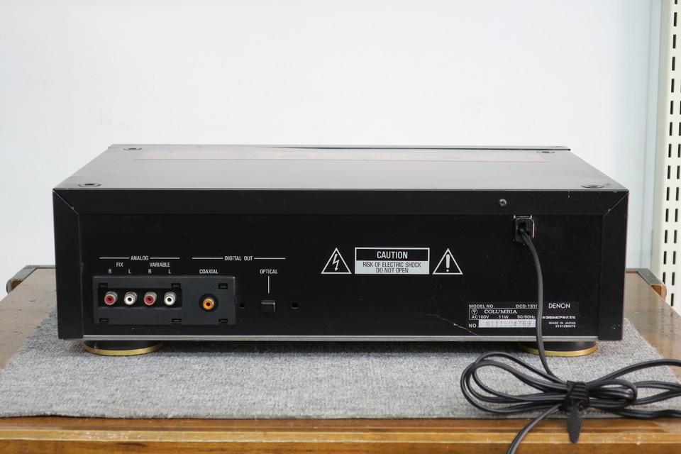 DCD-1510 DENON 画像