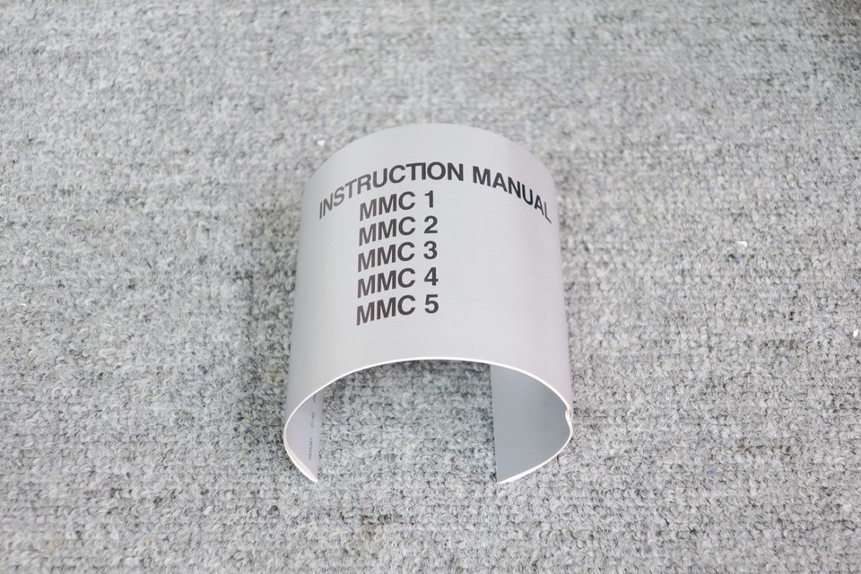 MMC-1 B&O 画像