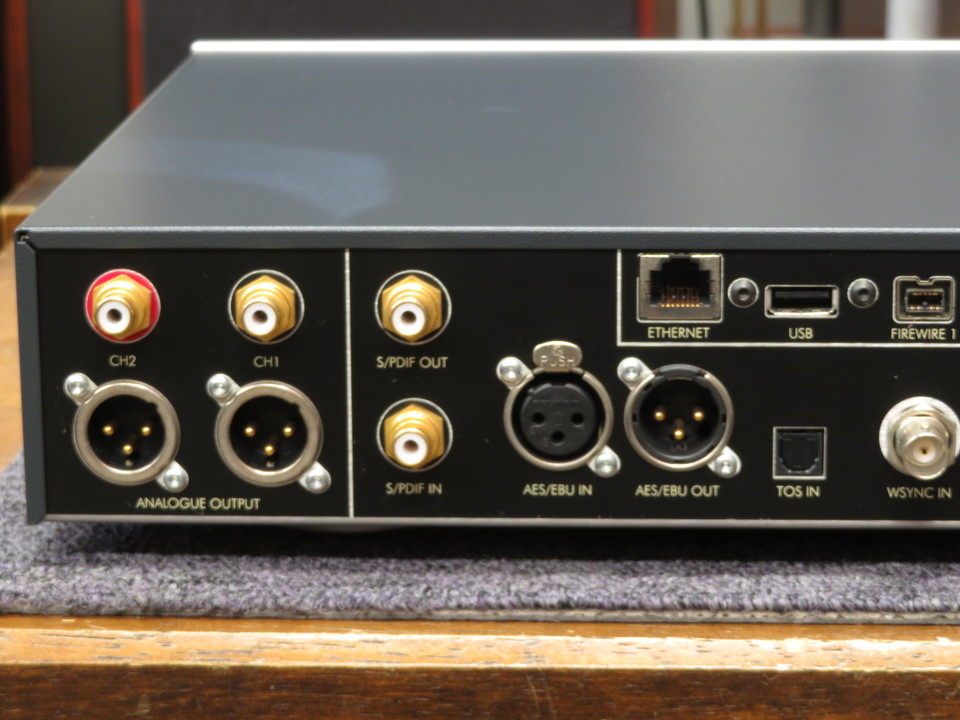 MAN301 Premium DAC Weiss 画像