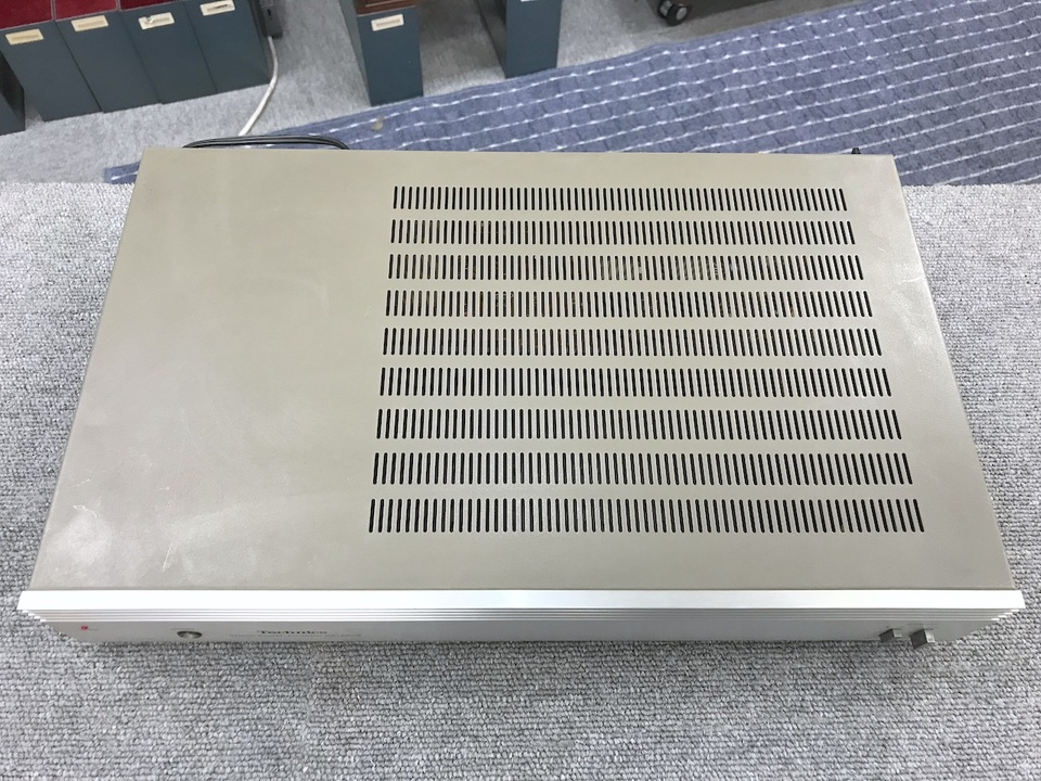 SE-A808 TECHNICS 画像