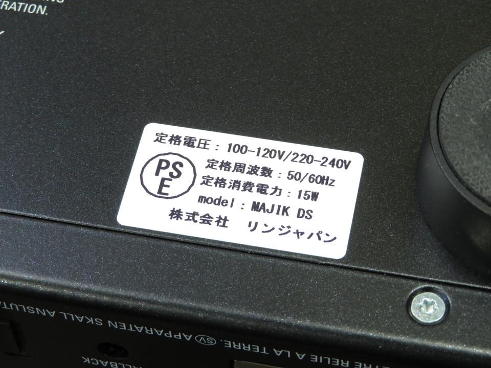 MAJIK DS/1 LINN 画像