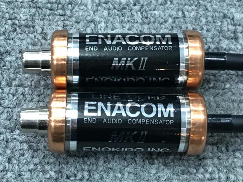 LINE CORD ENACOM MK2 ENOKIDO 画像